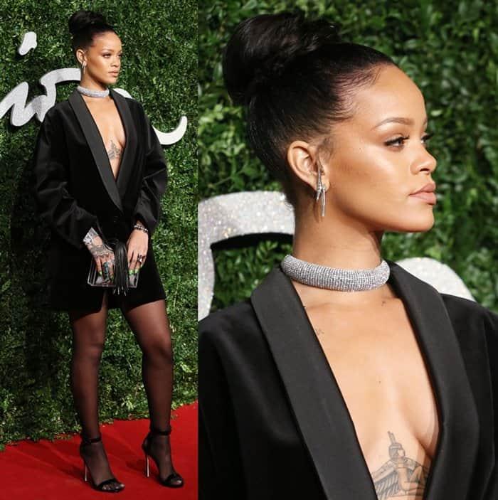 Choker Rihanna3
