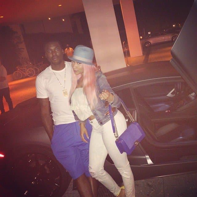Nicki Minaj in Miami