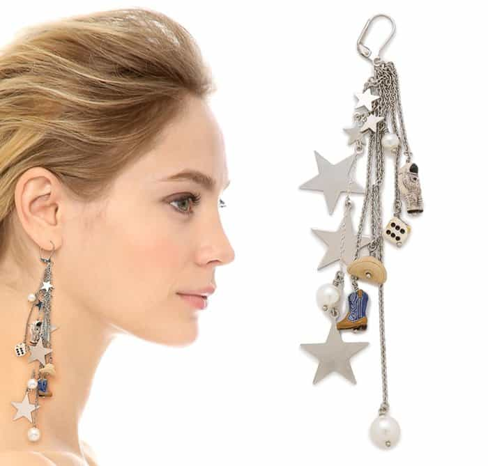 Venessa Arizaga Cowboys & Aliens Earring3