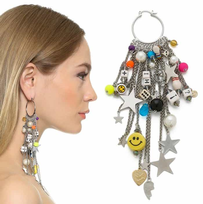 Venessa Arizaga Meteor Shower Earring3