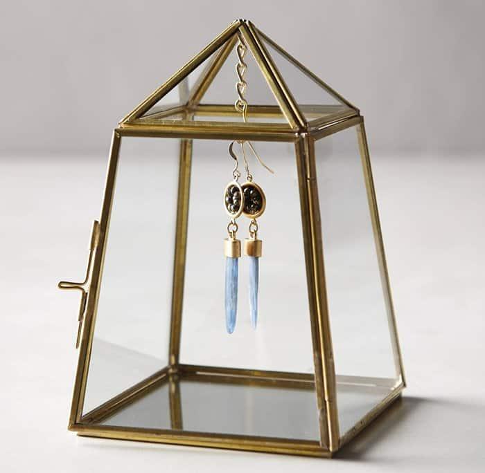 Anthropologie Arca Jewelry Box
