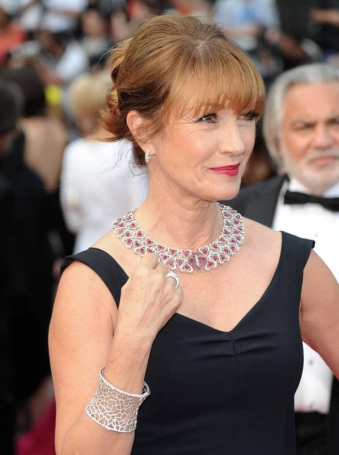 Cannes Jewelry Jane Seymour3