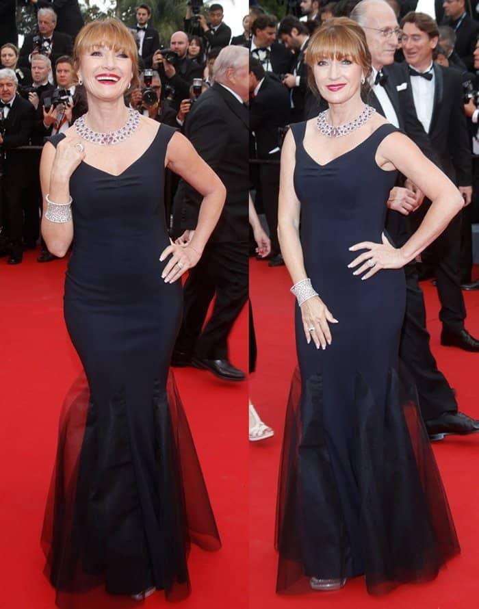 Cannes Jewelry Jane Seymour4