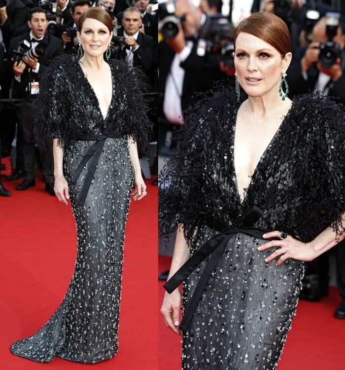 Cannes Jewelry Julianne Moore3