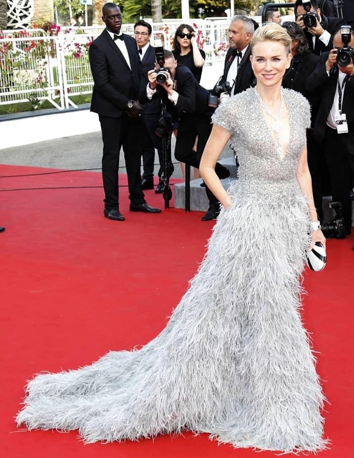 Cannes Jewelry Naomi Watts