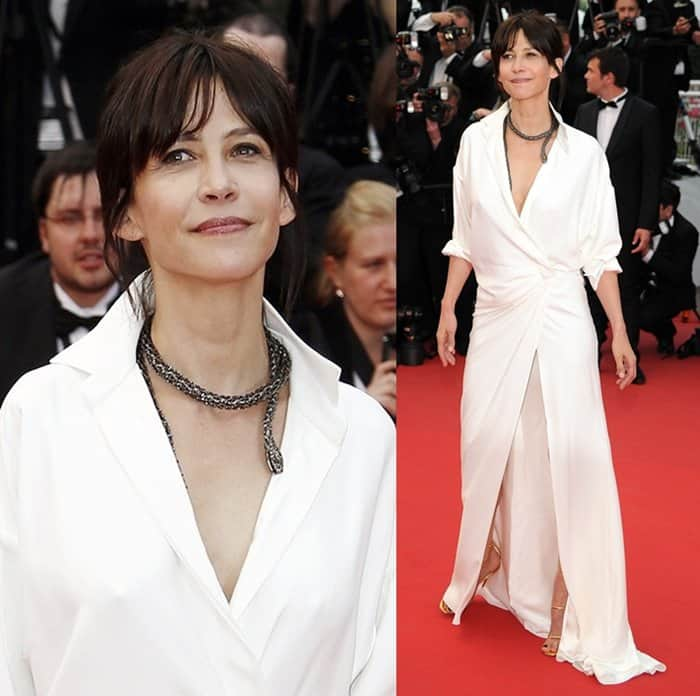 Cannes Jewelry Sophie Marceau4