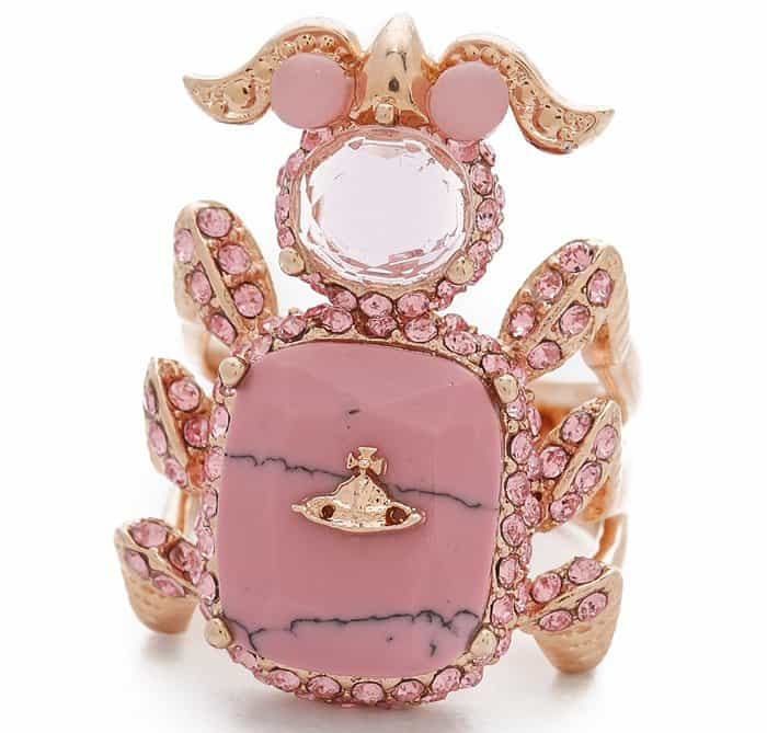 Vivienne Westwood Salome Ring