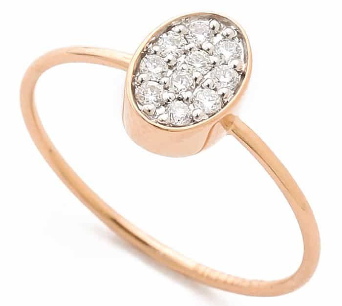 Ginette NY Twenty Ten Diamond Ring