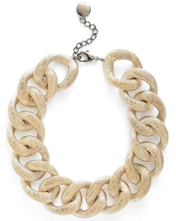 PONO Etched by Fire Choker Necklace