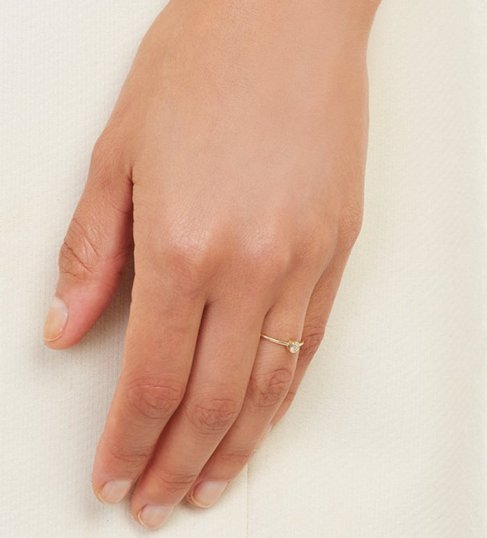 Jennifer Meyer Thin Ring