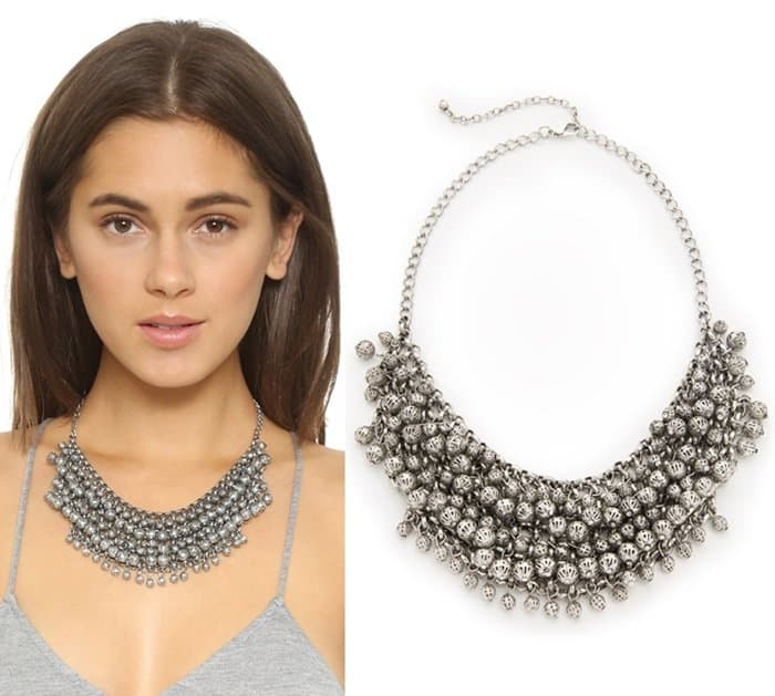 Raga Layered Beaded Statement Necklace3