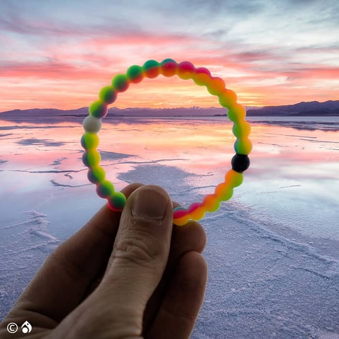 Lokai Neon Bracelet2