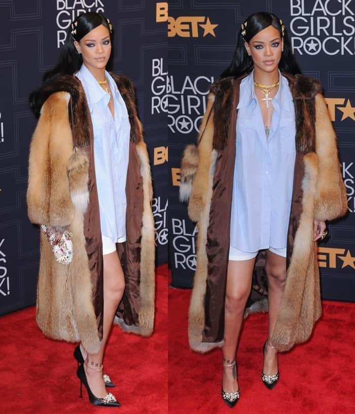 2016 Black Girls Rock Rihanna
