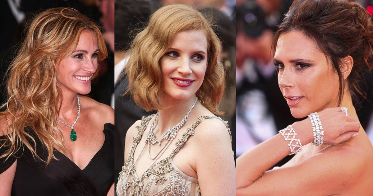 Celebrities With The Best Jewelry At Cannes Film Festival 2016