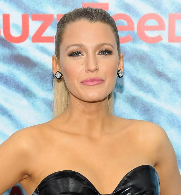 Blake Lively's awe-inducing Lorraine Schwartz earrings