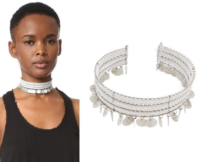 Raga Layered Choker Necklace3