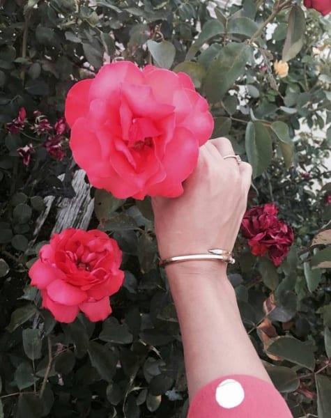 Vanessa Hudgens Cuff Bracelet2