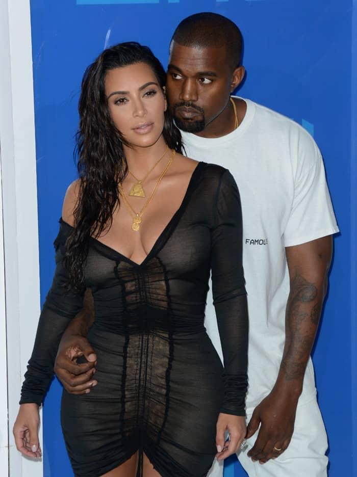 VMAs Kim Kardashian
