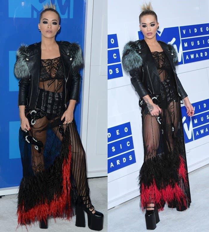 VMAs Rita Ora