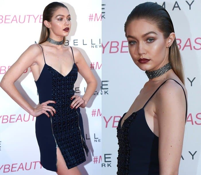Gigi Hadid's lovely necklace is also affordable