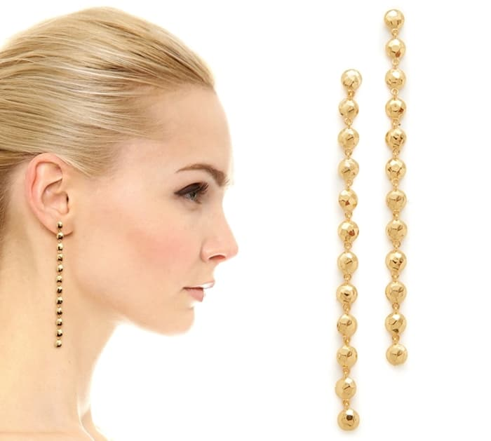 Gorjana Marlow Drop Earrings