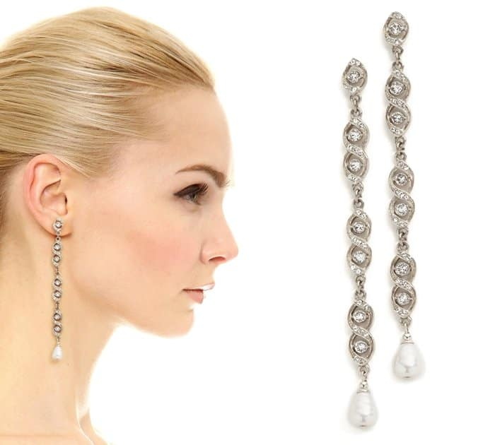 Ben Amun All Dressed Up Linear Drop Earrings 175 At Bop