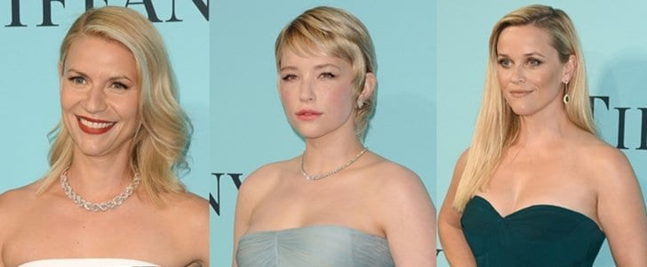 4 Celebrities with the Best Jewelry at Tiffany's Blue Book Gala