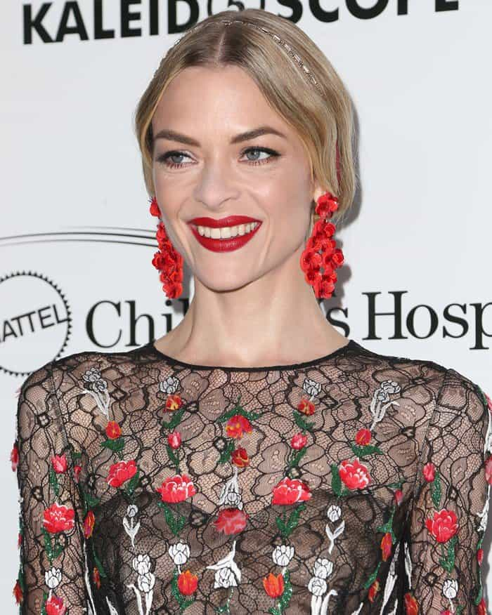 Jaime King at the UCLA Mattel Children's Hospital's Kaleidoscope 5 Gala in Culver City.