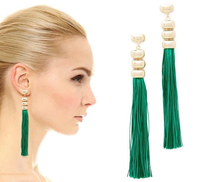 Rosantica Atena earrings