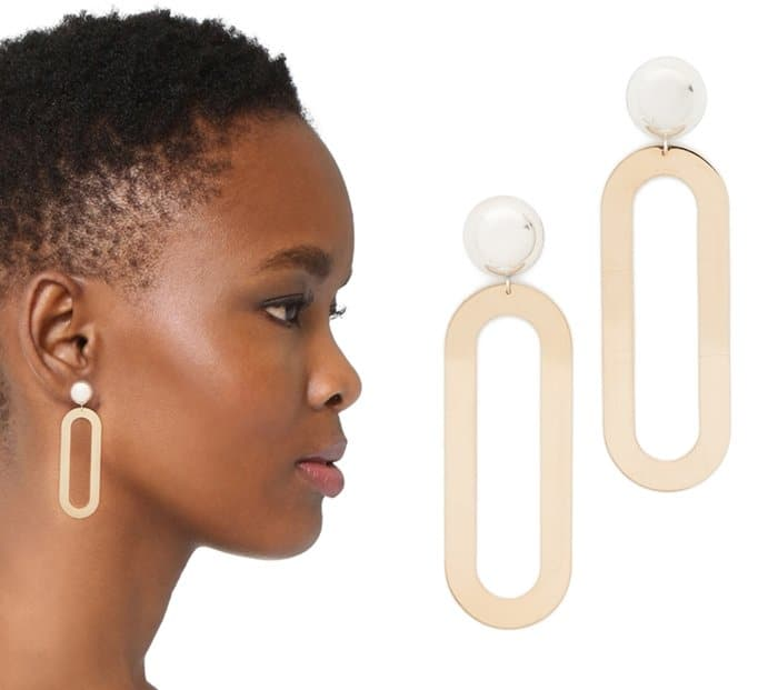 ONE SIX FIVE Jewelry The Helen Earrings