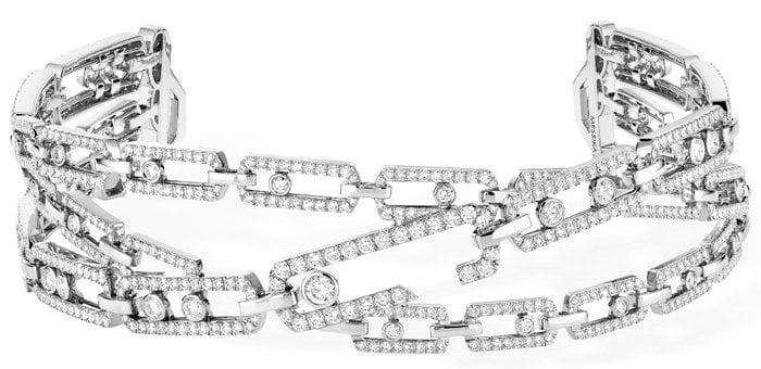 Messika Paris Move High Jewelry Addiction Choker
