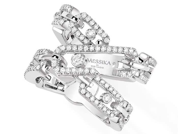 Messika Paris Move High Jewelry Addiction Ring