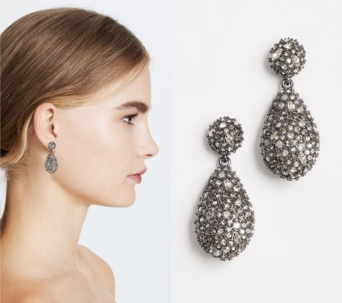Alexis Bittar Pod Drop Earrings