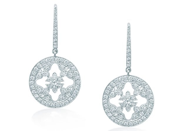 Mappin & Webb Empress Drop Earrings