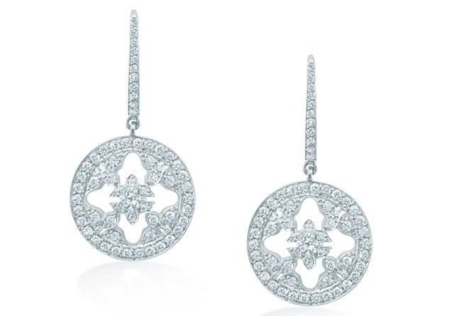 Mappin & Webb Empress Drop Earrings