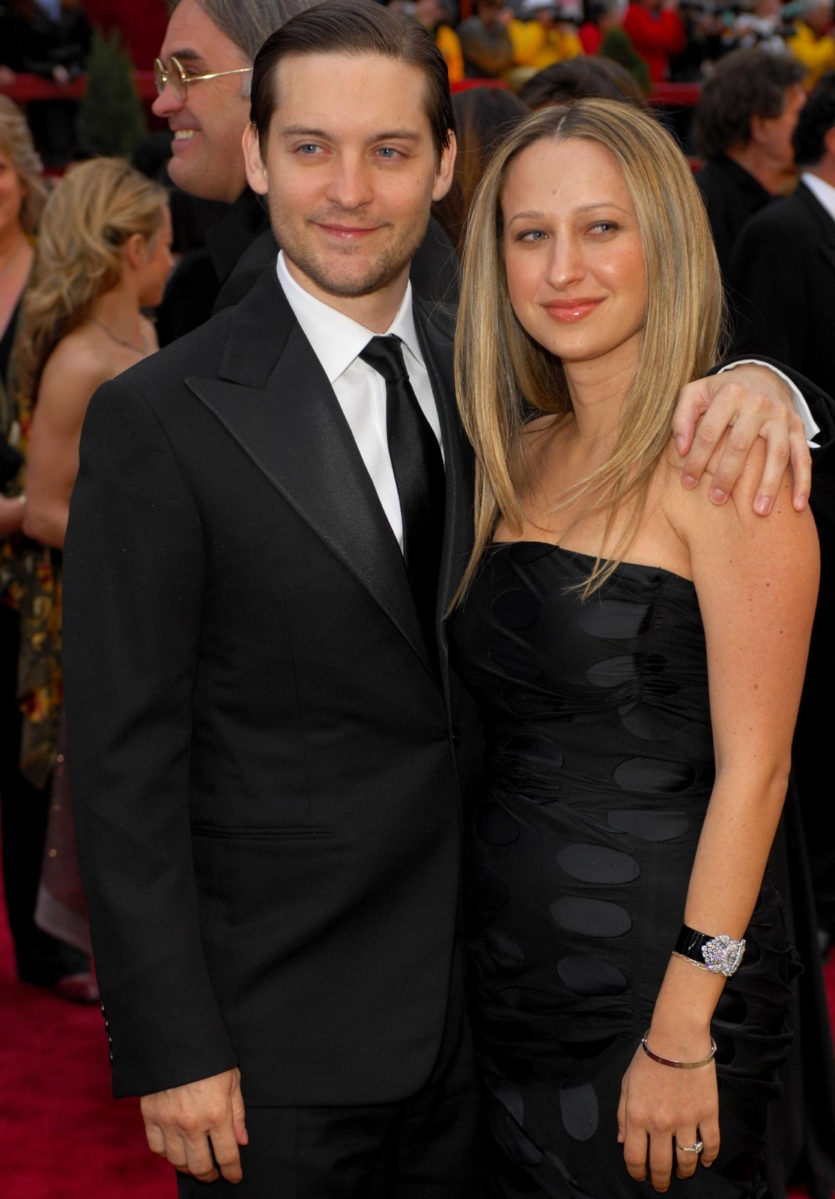 American actor and film producer Tobey Maguire and jewelry designer Jennifer Meyer filed for divorce in October 2020