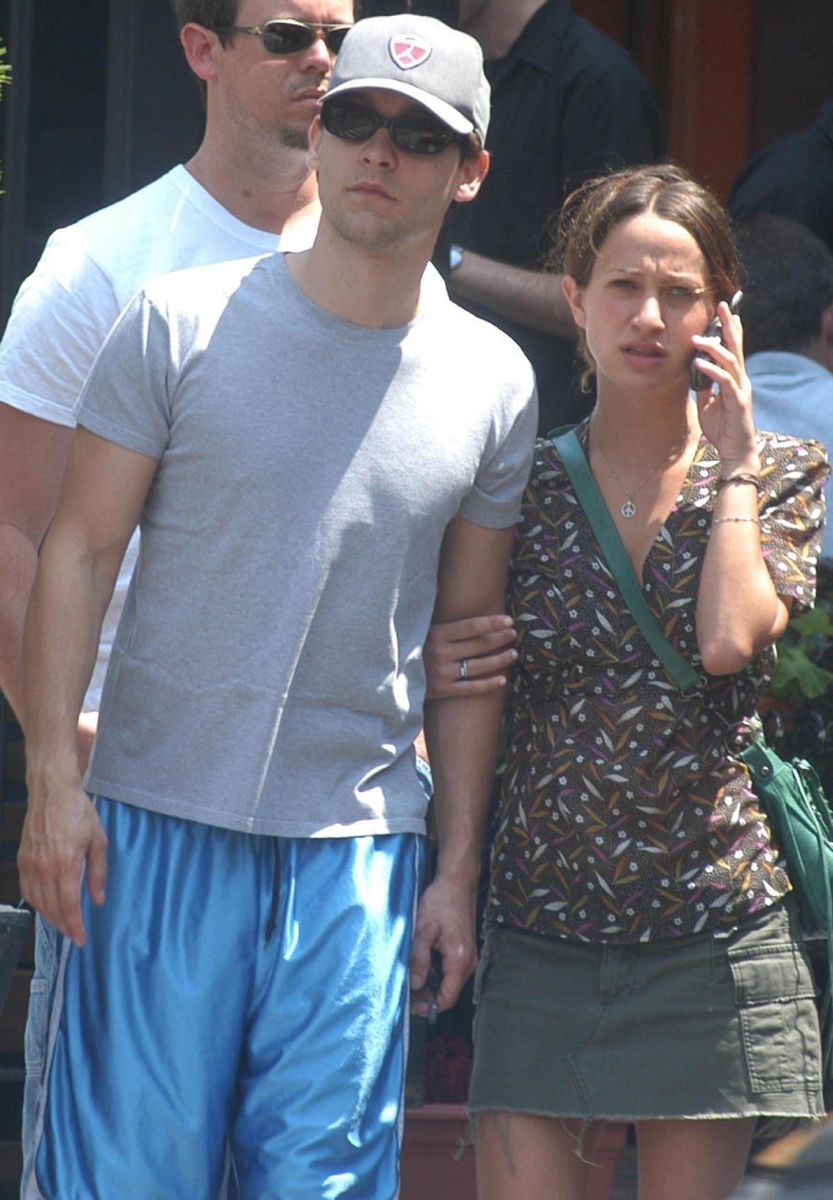 Tobey Maguire and Jennifer Meyer met in early 2003 and married in 2007 in an intimate wedding ceremony in Hawaii